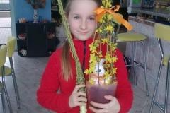 Vítání jara, výsadba vrby, Velikonoce a pletení tatarů 2013